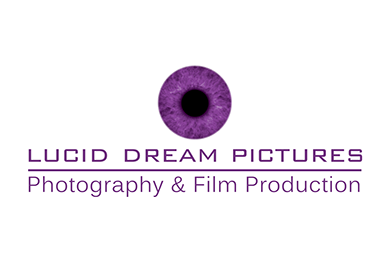 Lucid Dream Pictures Logo - Hitchin photographer - Video production